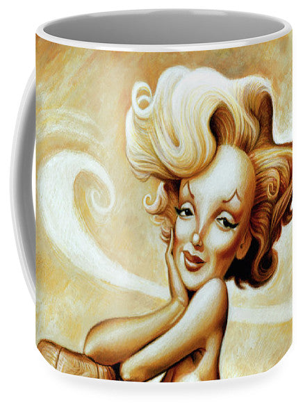 Tribute To Marilyn Monroe - Mug
