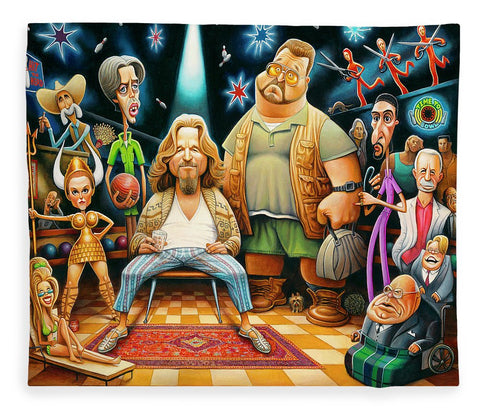 Tribute To The Big Lebowski - Blanket