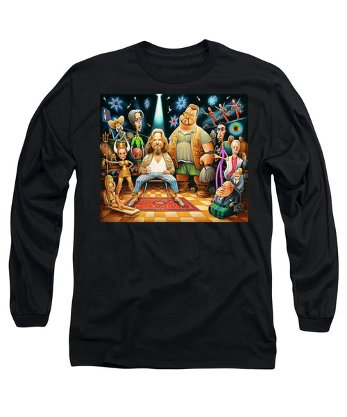 Tribute To The Big Lebowski - Long Sleeve T-Shirt