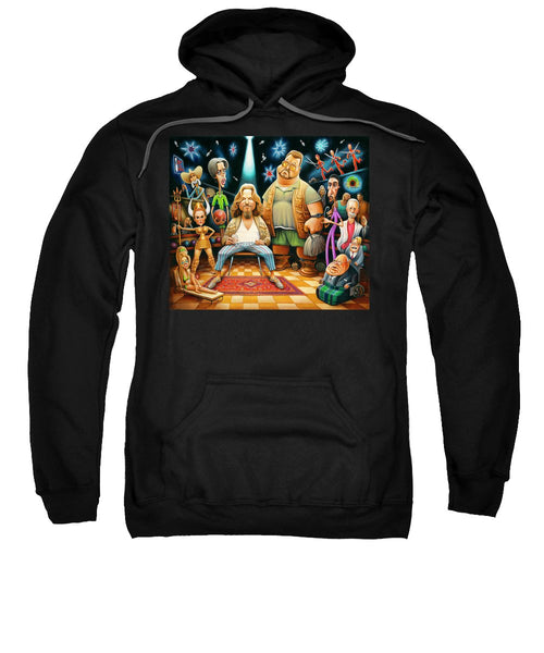 Tribute To The Big Lebowski - Sweatshirt