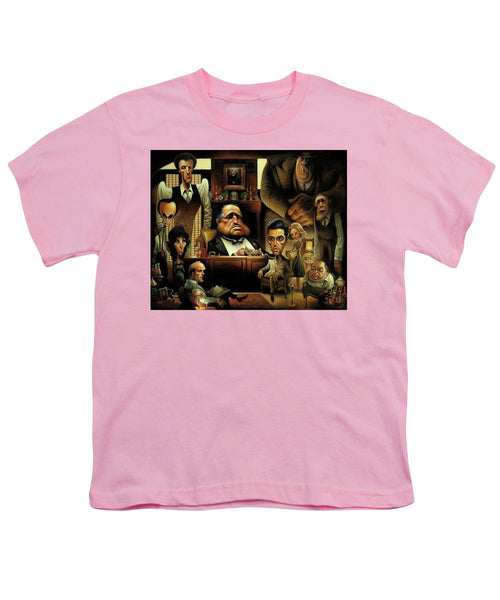 Tribute To The Godfather - Youth T-Shirt