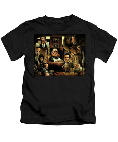 Tribute To The Godfather - Kids T-Shirt