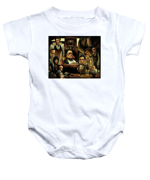 Tribute To The Godfather - Baby Onesie