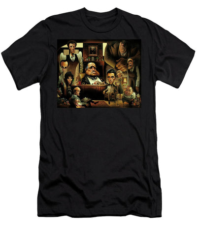 Tribute To The Godfather - Men's T-Shirt (Athletic Fit)