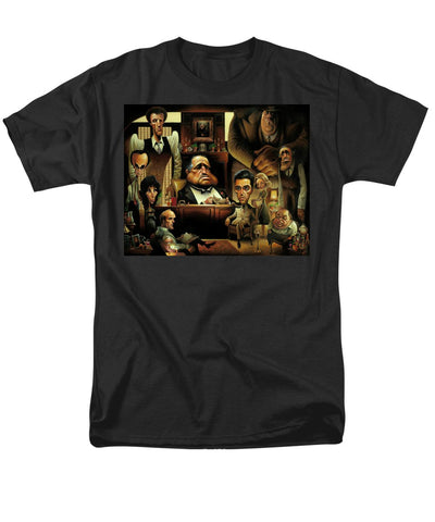 Tribute To The Godfather - Men's T-Shirt  (Regular Fit)