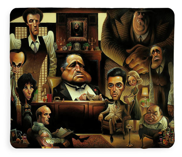 Tribute To The Godfather - Blanket