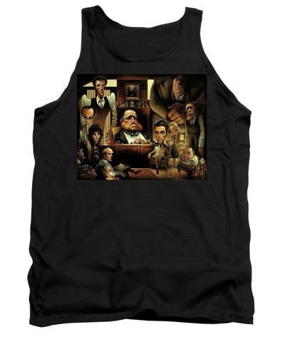 Tribute To The Godfather - Tank Top