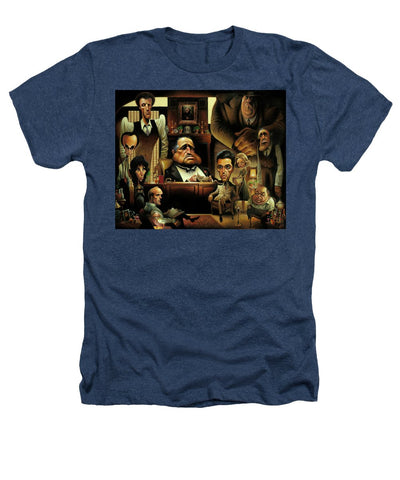 Tribute To The Godfather - Heathers T-Shirt