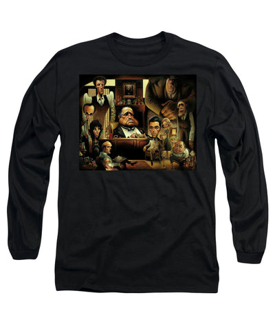 Tribute To The Godfather - Long Sleeve T-Shirt