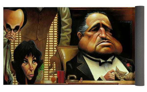 Tribute To The Godfather - Yoga Mat