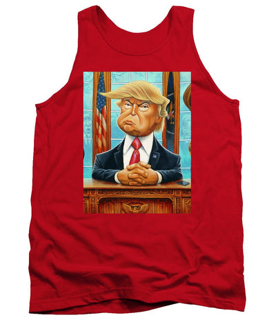 Tribute To Trump - Tank Top