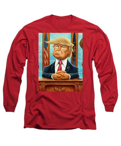 Tribute To Trump - Long Sleeve T-Shirt