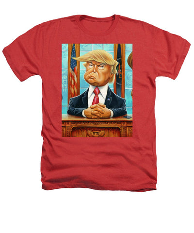 Tribute To Trump - Heathers T-Shirt