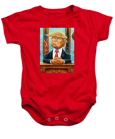 Tribute To Trump - Baby Onesie