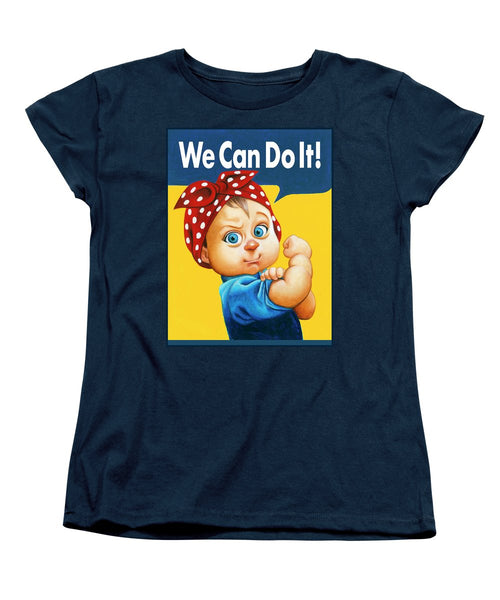 We Can Do It - Women's T-Shirt (Standard Fit)