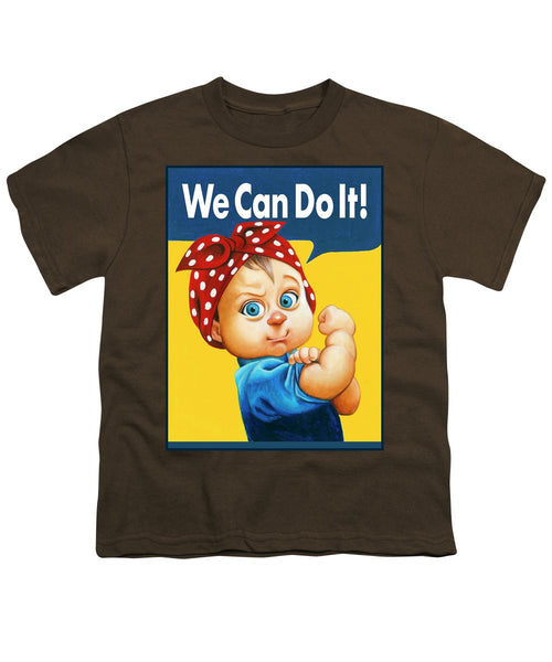 We Can Do It - Youth T-Shirt