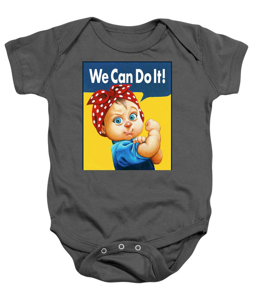 We Can Do It - Baby Onesie