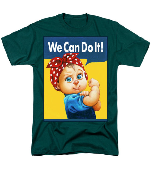 We Can Do It - Men's T-Shirt  (Regular Fit)