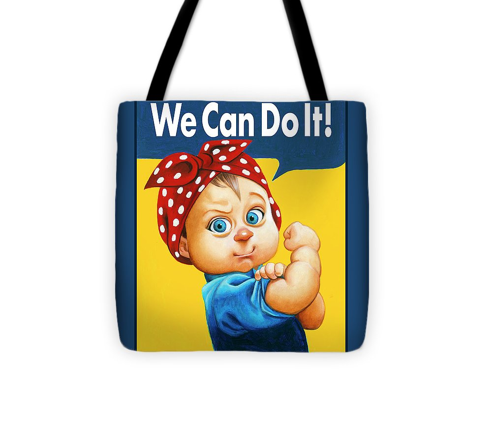 We Can Do It - Tote Bag
