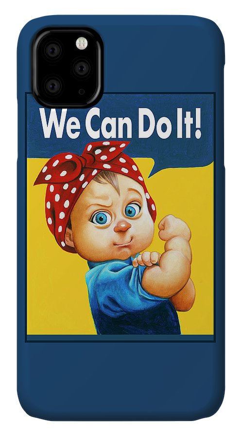 We Can Do It - Phone Case