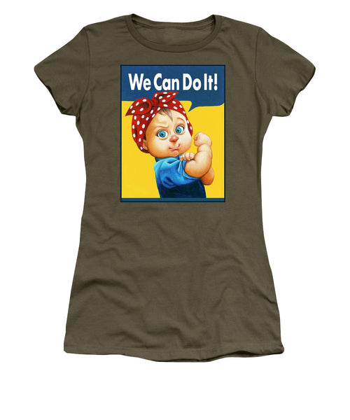We Can Do It - Women's T-Shirt