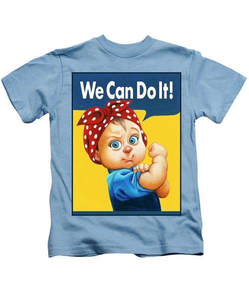We Can Do It - Kids T-Shirt