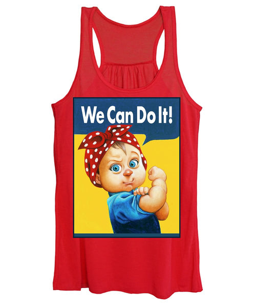 We Can Do It - Women's Tank Top