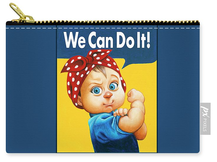 We Can Do It - Carry-All Pouch