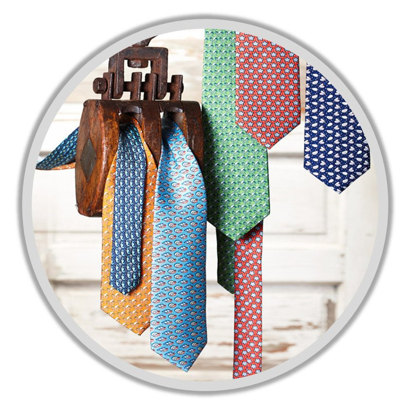 Coastal Neckties