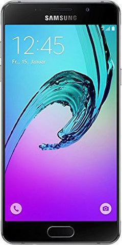 Samsung Galaxy A5 (2016) SM-A510F 16GB 4G Black - smartphones (Android Single SIM NanoSIM GSM HSPA LTE) - Everything4less-UK