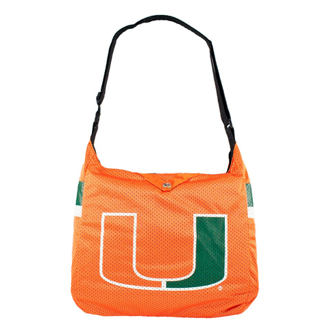 Miami Hurricanes Team Jersey Tote