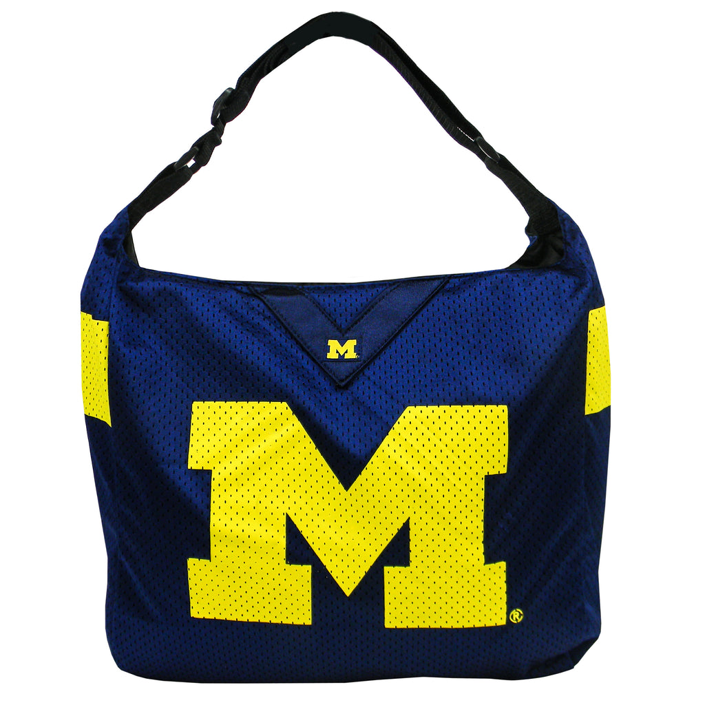 University of Michigan Team Jersey Tote