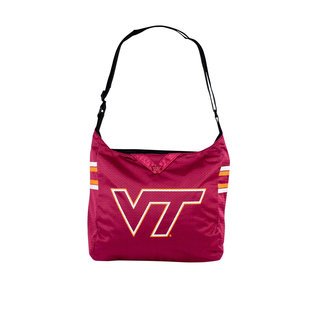 Virginia Tech Team Jersey Tote