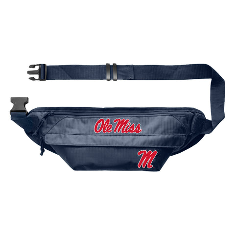 Mississippi Old Miss Rebels Large Fanny Pack