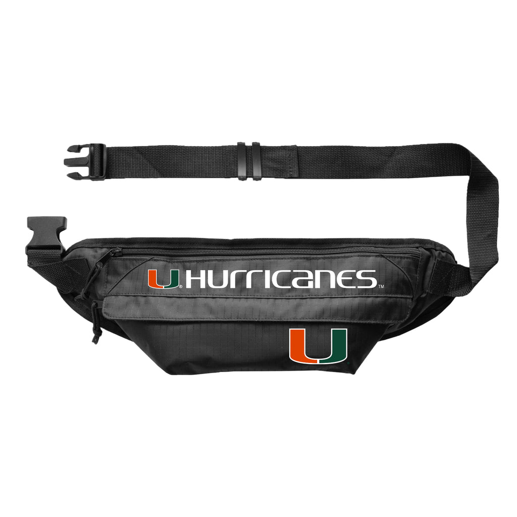 University of Miami Large Fanny Pack