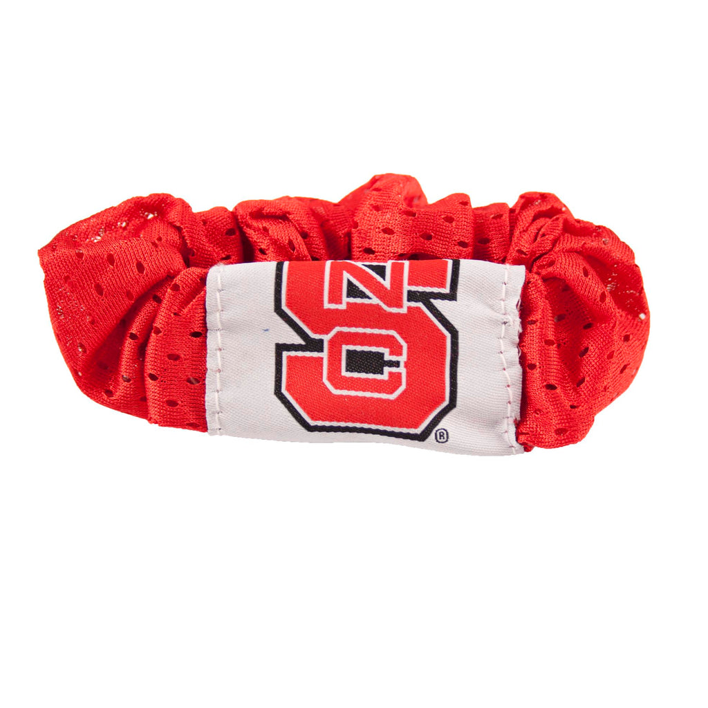 North Carolina State Wolfpack Hair Twist