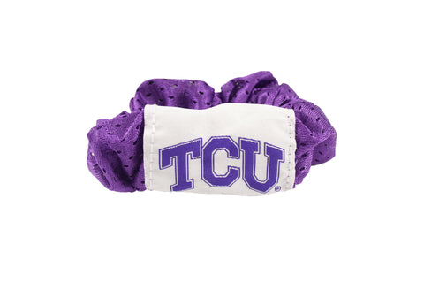 TCU Horned Frogs Hair Twist