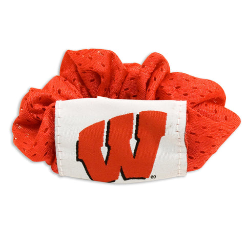Wisconsin Badgers Hair Twist