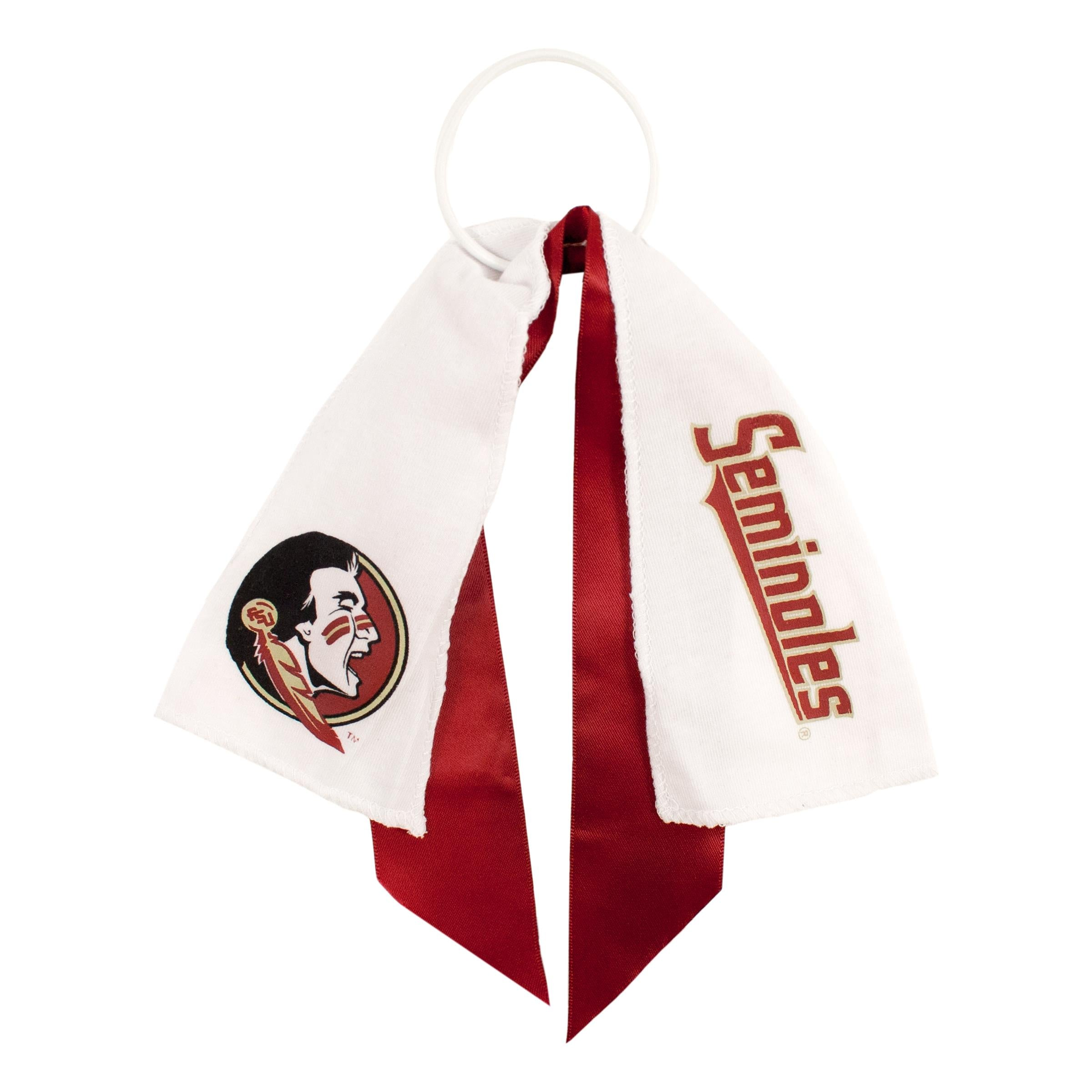 Florida State Seminoles Ponytail Holder