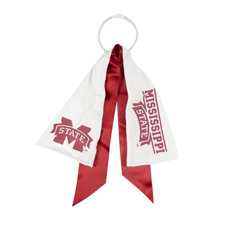 Mississippi State Bulldogs Ponytail Holder