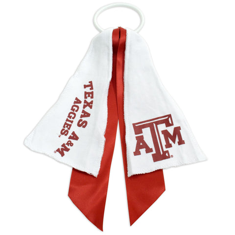 Texas A&M Aggies Ponytail Holder