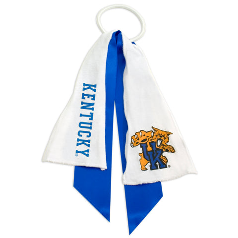 Kentucky Wildcats Ponytail Holder