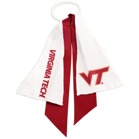 Virginia Tech Hokies Ponytail Holder