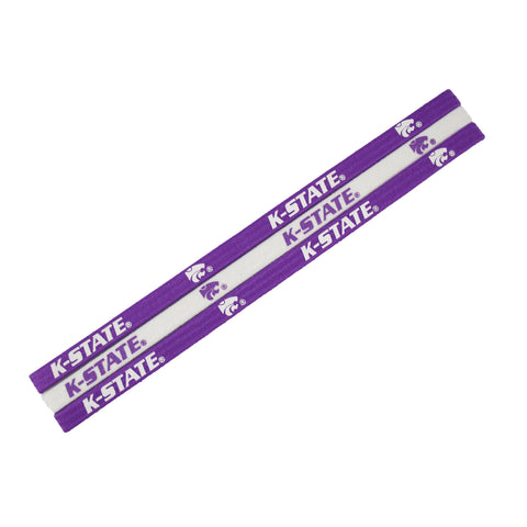 Kansas State University Elastic Headband