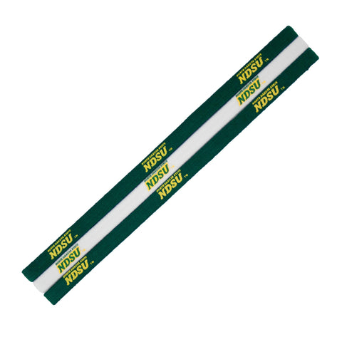North Dakota State Bisons Elastic Headband