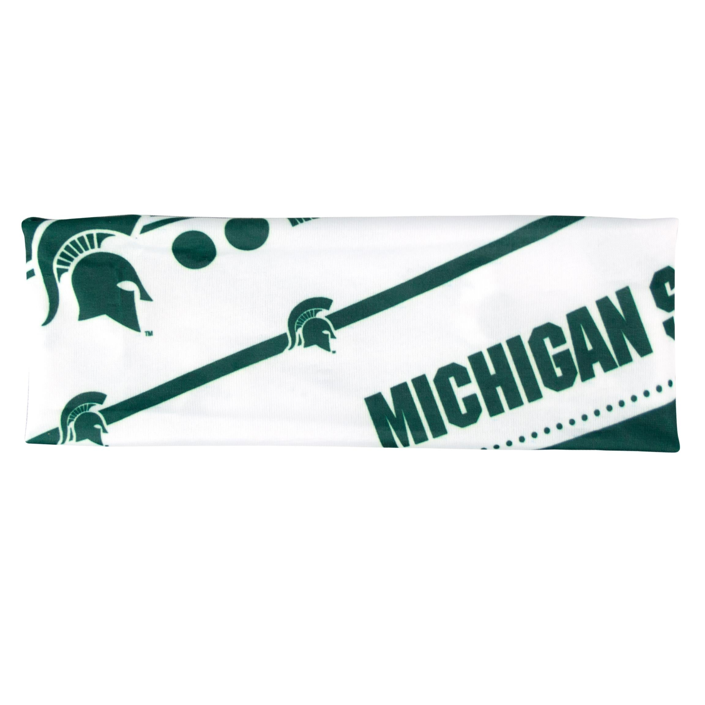 Michigan State Spartans Stretch Headband