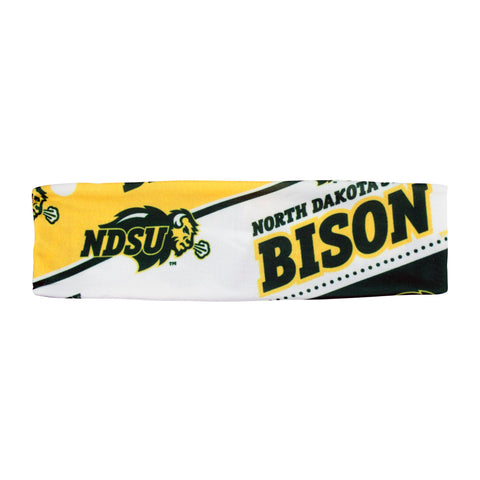 North Dakota State Bisons Stretch Headband
