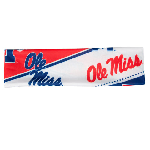 Mississippi Old Miss Rebels Stretch Headband