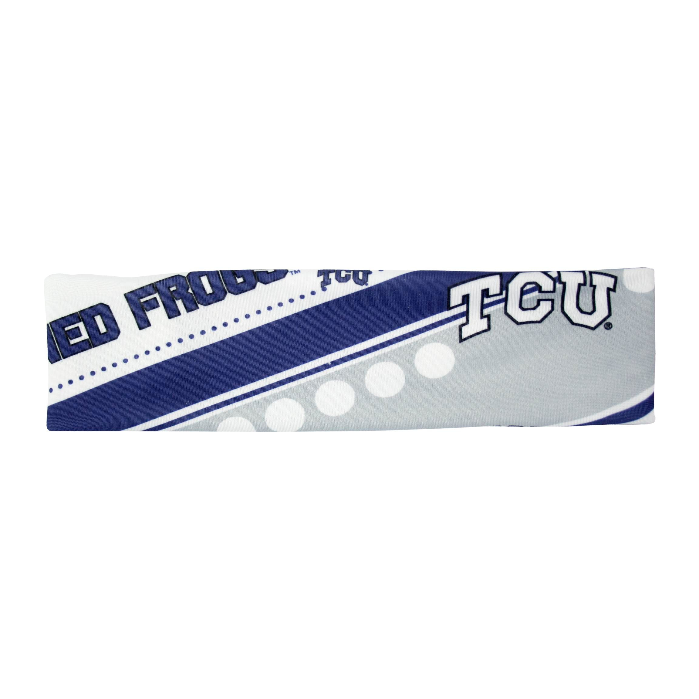 TCU Horned Frogs Stretch Headband