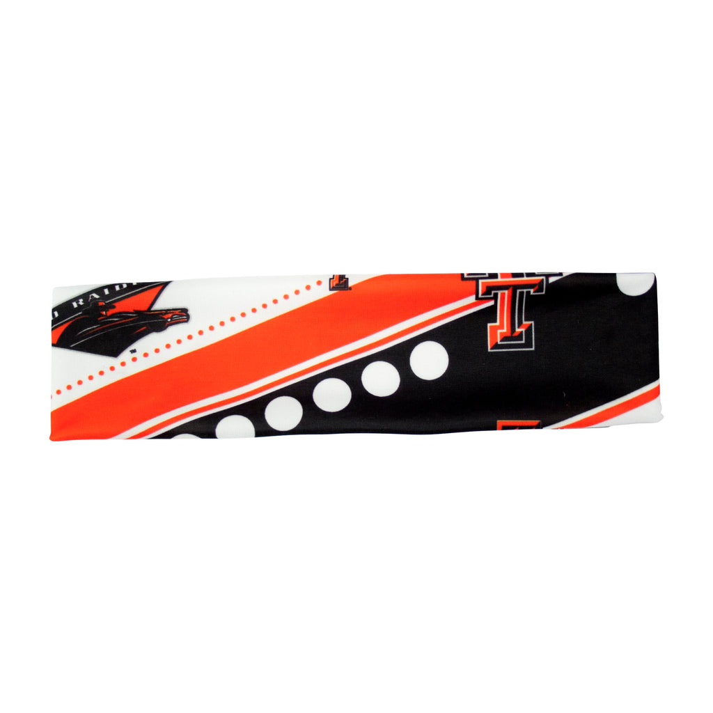 Texas Tech University Stretch Headband